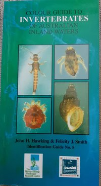 John H. Hawking, Felicity J. Smith: Colour guide to invertebrates of...
